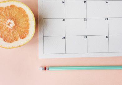 Calendario de días festivos para 2019